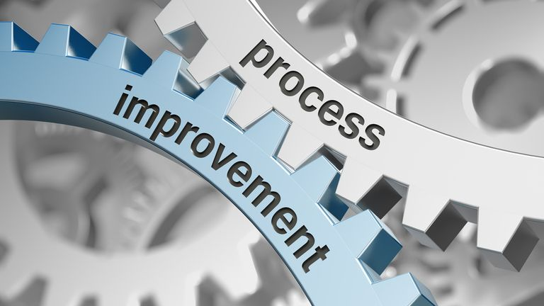 Improvement of IT processes